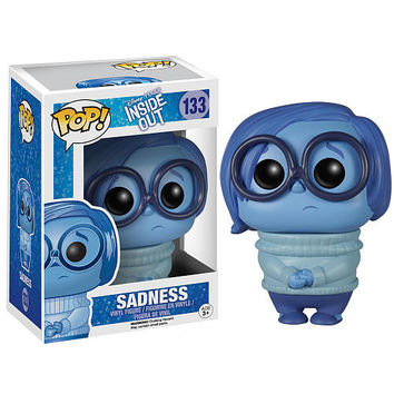 Pop! Vinyl by Funko Disney Pixar's Inside Out - Sadness
