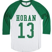 White/Evergreen T-Shirt | Cute One Direction Shirts