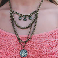 Heavy Metal Vibe Necklace