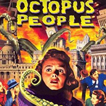 Joshua Kennedy & Andrea Negrete & Ace Fronton-Attack of the Octopus People / Frankenstein vs. Hitler