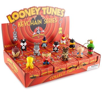 "Looney Tunes 1.5"" Keychain Series"