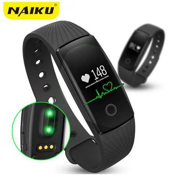 Smart Band Smartband Heart Rate Monitor Wristband Fitness Bracelet