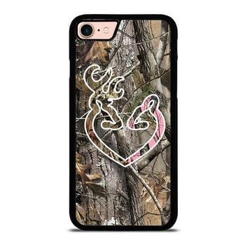 CAMO BROWNING LOVE-PHONE 5 iPhone 8 Case Cover