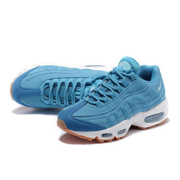 NIKE Air max Women Man sports running shoes sneakers blue H-CSXY