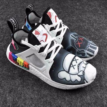 Kaws x Adidas Consortium NMD XR1 BY9950 Fashion Sport Running Shoes Classic Casual Shoes Sneakers For Men