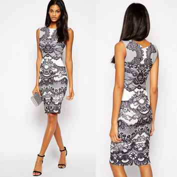 New Fashion Summer Sexy Women Mini Dress Casual Dress for Party and Date = 4725374340