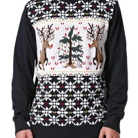 Volcom XXX Mas Sweater - Mens Sweater - Black