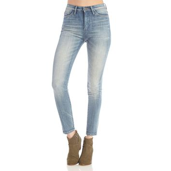 Blanknyc Bump And Run High Rise Jeans