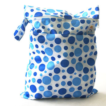 Zip Wet Dry Bag by Baby in Motion