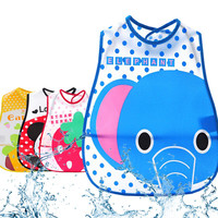 DreamShining Cartoon Baby Bibs Baby Clothing