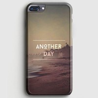 Another Day Beach iPhone 8 Plus Case