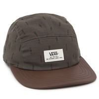 Vans Verdes 5 Panel Hat - Mens Backpack - Green - One