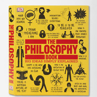 Urban Outfitters - The Philosophy Book By DK Publishing