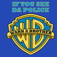 If you see da police warn a brother vintage looking by stabilitees