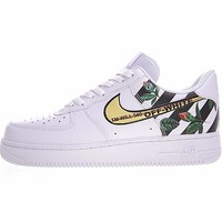 Virgil Abloh Off White x Nike Air Force 1 Low Sneaker OW 315122-111