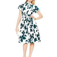 Kate Spade Madison Ave. Collection Dru Dress