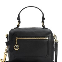 Black Desert Springs Leather Camera Bag by Juicy Couture, O/S