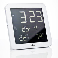 Digital Global Radio-Controlled Wall Clock - A+R Store