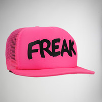 Freak Pink Trucker Hat