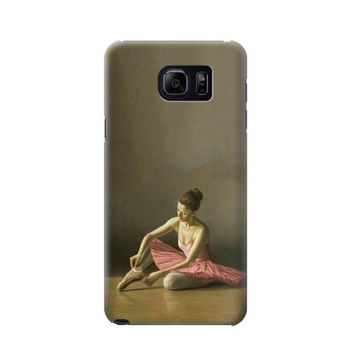 P1241 Ballet Phone Case For Samsung Galaxy S6 edge plus