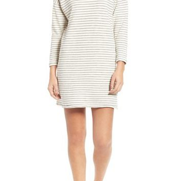 Current/Elliott The Painter Stripe T-Shirt Dress | Nordstrom