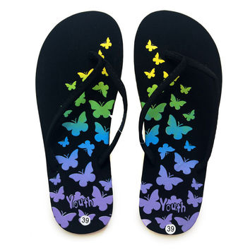 Summer Beach Flip Flops Lady Slippers Women Shoes