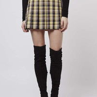 Check Kilt Mini - Skirts - Clothing