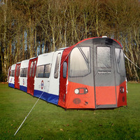 London Underground Tube Tent at Firebox.com