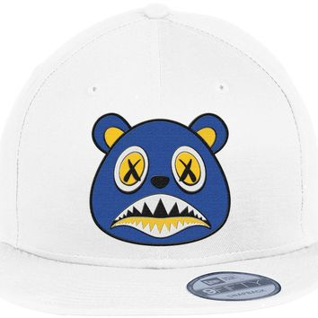 Laney Baws - New Era 9Fifty White Snapback Hat