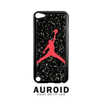 CREYUG7 Nike Air Jordan Logo iPod Touch 5 Case Auroid