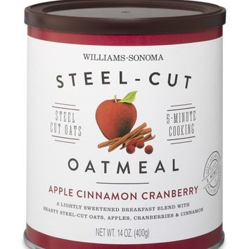 Williams-Sonoma Quick Cooking Steel-Cut Oatmeal