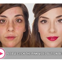 WATCH HOW TO: Conceal imperfections, Highlight Contour & Look Perfect In Seconds! - Mirenesse