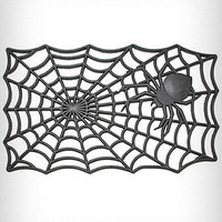 Along Came a Spider Doormat | PLASTICLAND