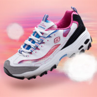 """Sketchers"" Fashion Retro Casual Stitching Multicolor Comfortable Sneakers Shoes"