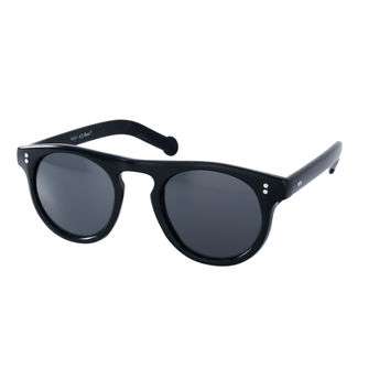 AJ Morgan Round Sunglasses