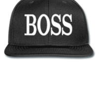 BOSS embroidery