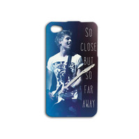 5 SOS iPhone Case Cute Luke Hemmings iPod Case Guitar Player Hot iPhone Case iPhone 4 iPhone 5 iPhone 4s iPhone 5s iPod 4 iPod 5 iPhone 5c