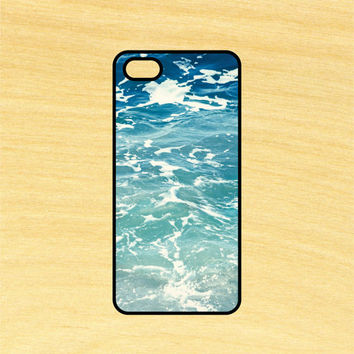Ocean Water iPhone 4/4S 5/5C 6/6+ and Samsung Galaxy S3/S4/S5 Phone Case