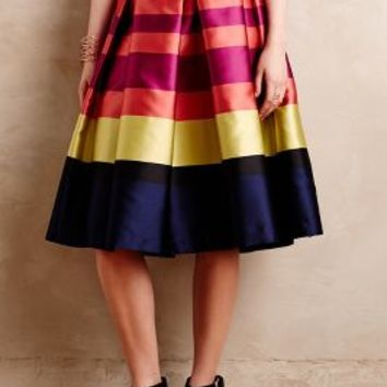 Marigot Pleated Skirt