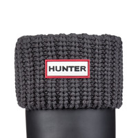 Hunter UK | Half Cardigan Stitch Boot Socks | Official Site