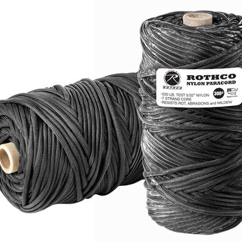 Nylon Paracord Type III 550lb 100 Ft