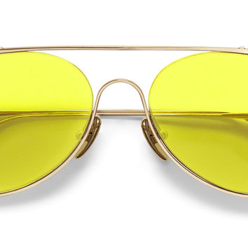 Acne Studios - Spitfire small gold/yellow