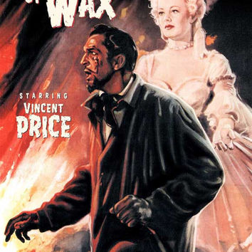 House of Wax 11x17 Movie Poster (1953)