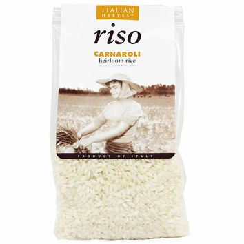 Authentic Italian Carnaroli Rice by Riso Carena 16 oz