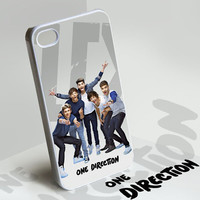One Direction iPhone Case  for iPhone 4 iPhone by onlinecasephone