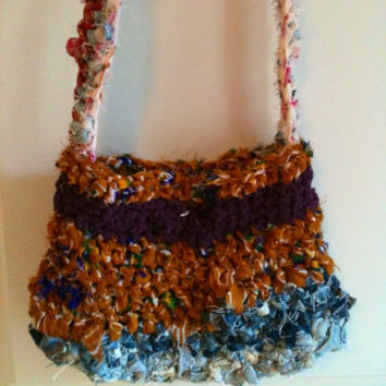 Crochet Purse Small Cross Body Purse Hippie Purse Boho Purse Hippie Bag Boho Bag Crossbody Purse Crochet Cross Body Purse