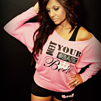 FFAB Not Your #Basic Belle Long Sleeve