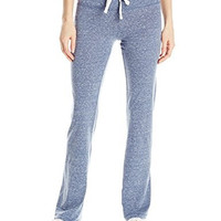 Derek Heart Junior's Caitlin's Twinkling Jersey Sweat Pant, Indigo Natural, Small