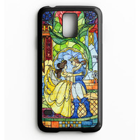 Disney Beauty And The Beast Samsung Galaxy S5 Case