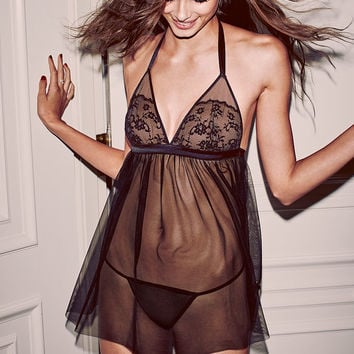 Halter Babydoll - Very Sexy - Victoria's Secret